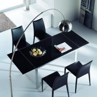 Обеденный стол трансформер в современном дизайне B 2273