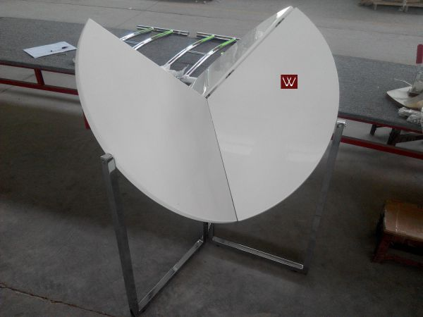 Стол-трансформер круглый складной B 2389