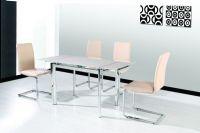 Раскладывающийся стол-трансформер для столовой или кухни DT-128