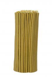 Свечи церковные восковые № 30, 2 кг. Длина 29 см, диаметр 8,5 мм. 150 штук/пачка
