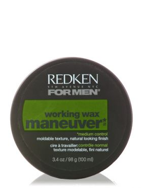 Redken For Men Maneuver Воск средний контроль