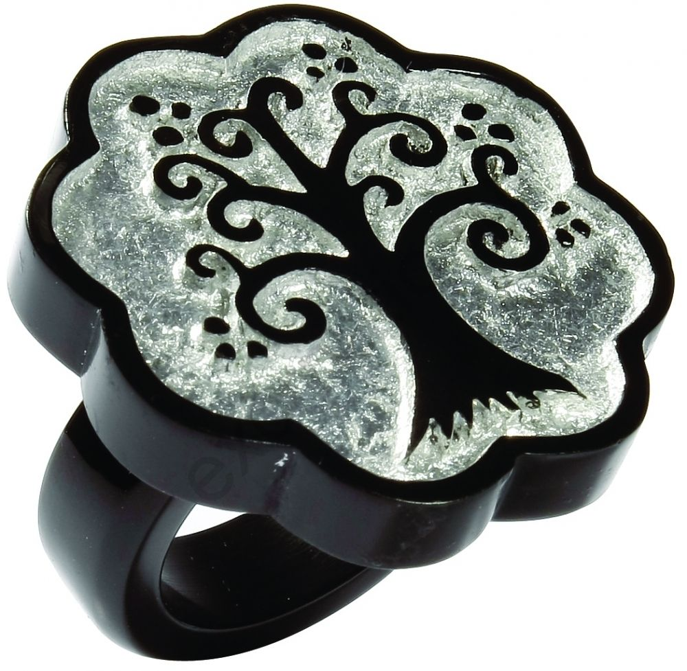 Кольцо Symbols/Дерево