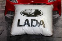 Автомобильная подушка ЛАДА