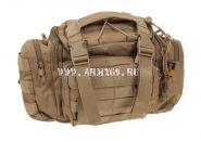 Тактическая поясная сумка Sabercat Versipac (реплика), хаки-песок