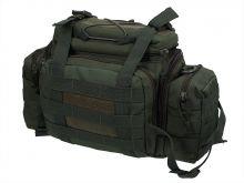 Тактическая поясная сумка Sabercat Versipac (реплика), зеленая