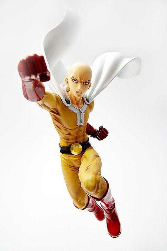 Фигурка One Punch Man: Saitama 1/6