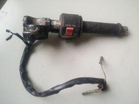 клипон правый, пульт правый; ручка газа  Suzuki  GSF400 BANDIT
