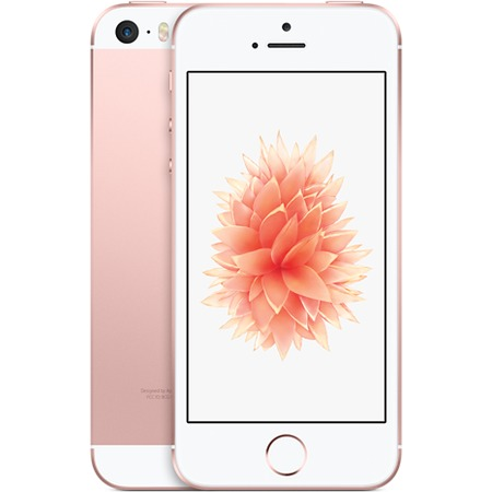 Apple iPhone SE 64GB LTE Rose Gold