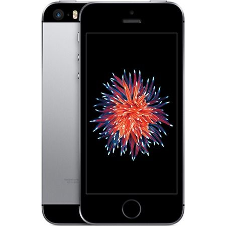 Смартфон Apple iPhone SE 64GB LTE Space Gray