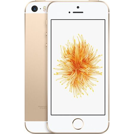 Смартфон Apple iPhone SE 16GB LTE Gold