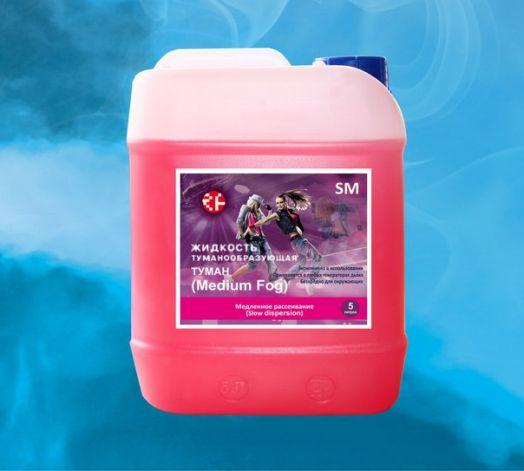 RA Medium Fog (Туман) Жидкость для дымогенератора 5 л.