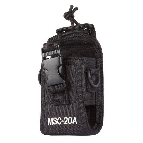 Чехол универсальный для раций Baofeng MSC-20А черный