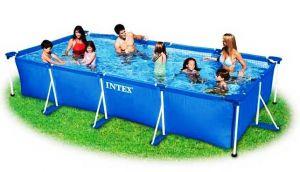 Каркасный бассейн 450х220х84см, INTEX