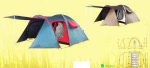 Палатка шестиместная (две комнаты), SCOUT (Скаут)
