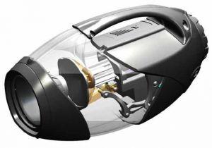 Светодиодный фонарь от 3 ААА батареек, INTEX