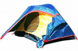 Палатка с тамбуром универсальная (2 места)