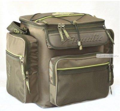 Термо-сумка Aquatic С-20 с карманами (40х32х35 см)
