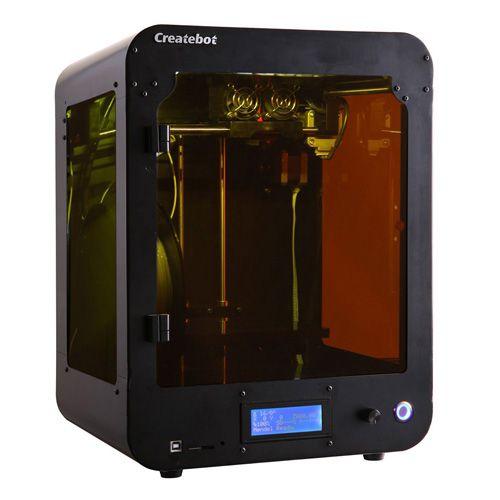 3D-принтер CreateBot Mini 1 экструдер