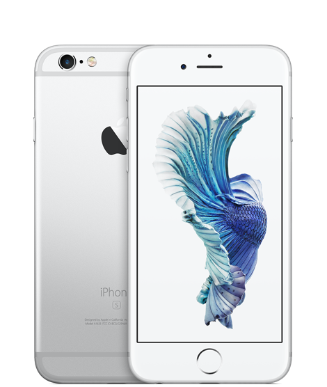 Apple iPhone 6S 32GB LTE Silver