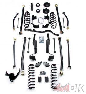 """JK 2 Door 3"""" Elite LCG Long FlexArm Lift Kit"""
