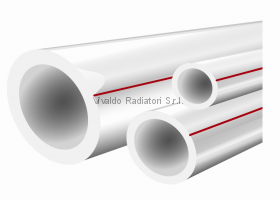 Труба PPR полипропиленовая PN20 d63*10,5 (1 метр)