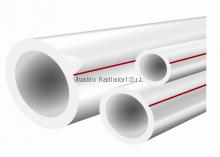 Труба PPR полипропиленовая PN20 d110*18,3 (1 метр)
