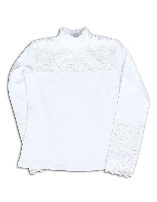 Блуза для девочки Нежные кружева