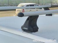 Багажник на крышу Honda CR-V 4 (с 2012 г.), Атлант, аэродинамические дуги