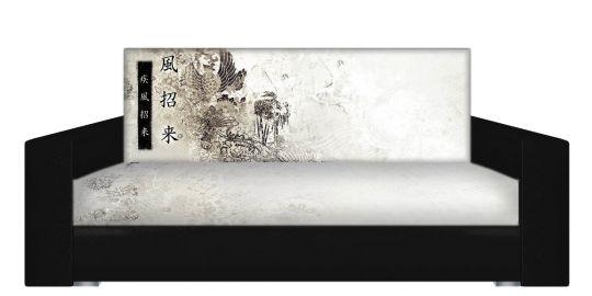"""Диван-книжка фото-принт """"Японский стиль 3"""""""