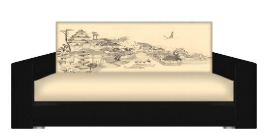 """Диван-книжка фото-принт """"Японский стиль 7"""""""