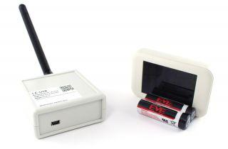 RL-USB - Локальный беспроводной счетчик с USB модемом
