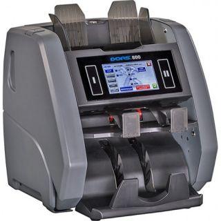Двухкарманный счетчик банкнот DORS 800