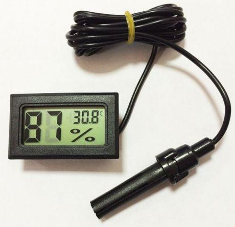 Термометр с гигрометром ТГМ-1