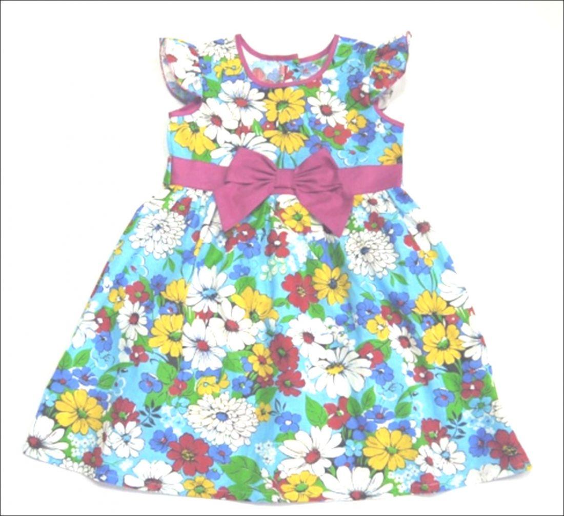 Смотреть Девочка Платье Из Ситца
