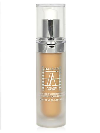 Make-Up Atelier Paris Fluid Foundation FL3Y Тон-флюид увлажняющий 3Y натуральный золотистый