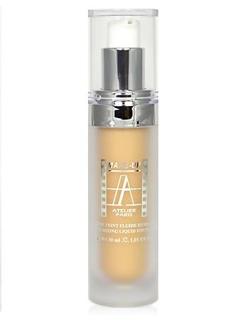 Make-Up Atelier Paris Fluid Foundation FL2Y Тон-флюид увлажняющий 2Y светло-золотистый