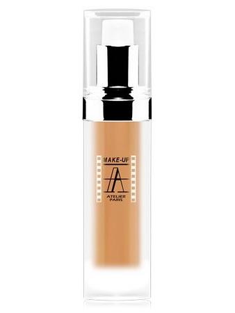 Make-Up Atelier Paris Radiance Foundation FLV2 Medium  Тон-флюид V2 перламутровый средний