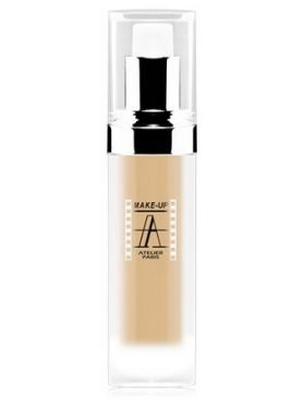 Make-Up Atelier Paris Anti-Aging Fluid Foundation Gilded AFL2Y Clear yellow Тон-флюид антивозрастной 2Y светло-золотистый