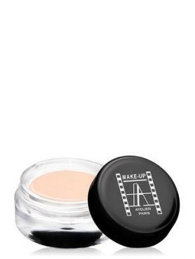 Make-Up Atelier Paris Gel Concealer Apricot CGA0 Pink Гель-камуфляж корректирующий водостойкий А0 с розовинкой (розовый тон)