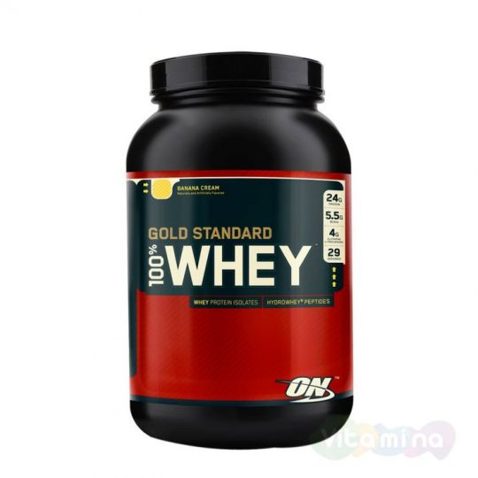Протеин 100% Whey gold standard 0.9кг (2 lb)