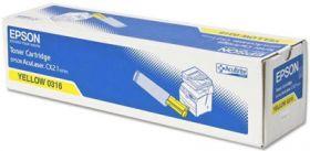 C13S050316  Тонер-картридж  оригинальный  EPSON желтый для AcuLaser CX21