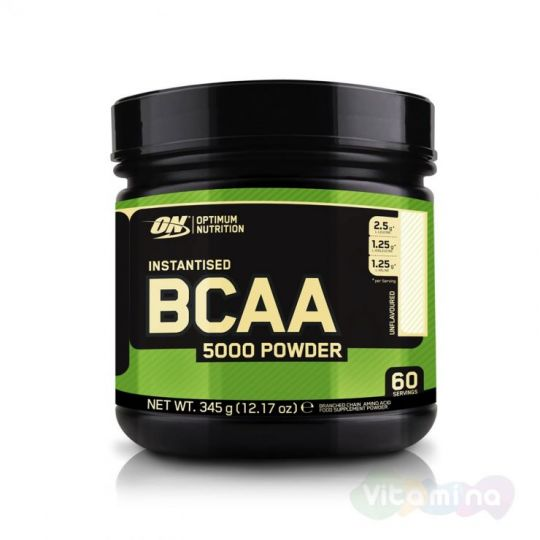 ON BCAA 5000 Powder, 40 порций