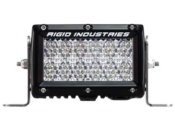 """Двухрядная светодиодная балка Rigid Industries 4"""" Е2-Серия (12 светодиодов) Рабочий свет"""
