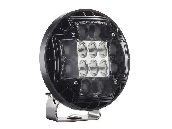 Круглая светодиодная фара Rigid Industries R2-46 Серия (14 светодиодов) Комбинированный свет (Водительский/Сверхдальний)