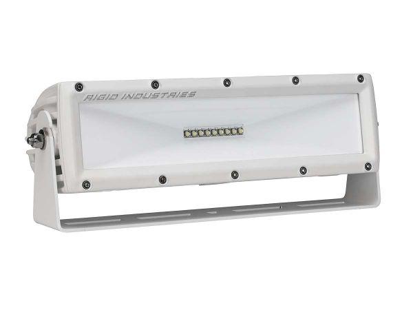 Светодиодная фара промышленного освещения Rigid Industries SL-серия 2х10 115°  Белый корпус