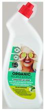 Гель-Эко для мытья туалета с органическими эфирными маслами бергамота и чайного дерева, 750 мл