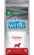 Farmina Vet Life Dog Cardiac Диета для собак при хронической сердечной недостаточности (2 кг)