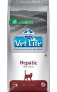Farmina Vet Life Cat Hepatic - Диета для кошек при печеночной недостаточности (400 г)