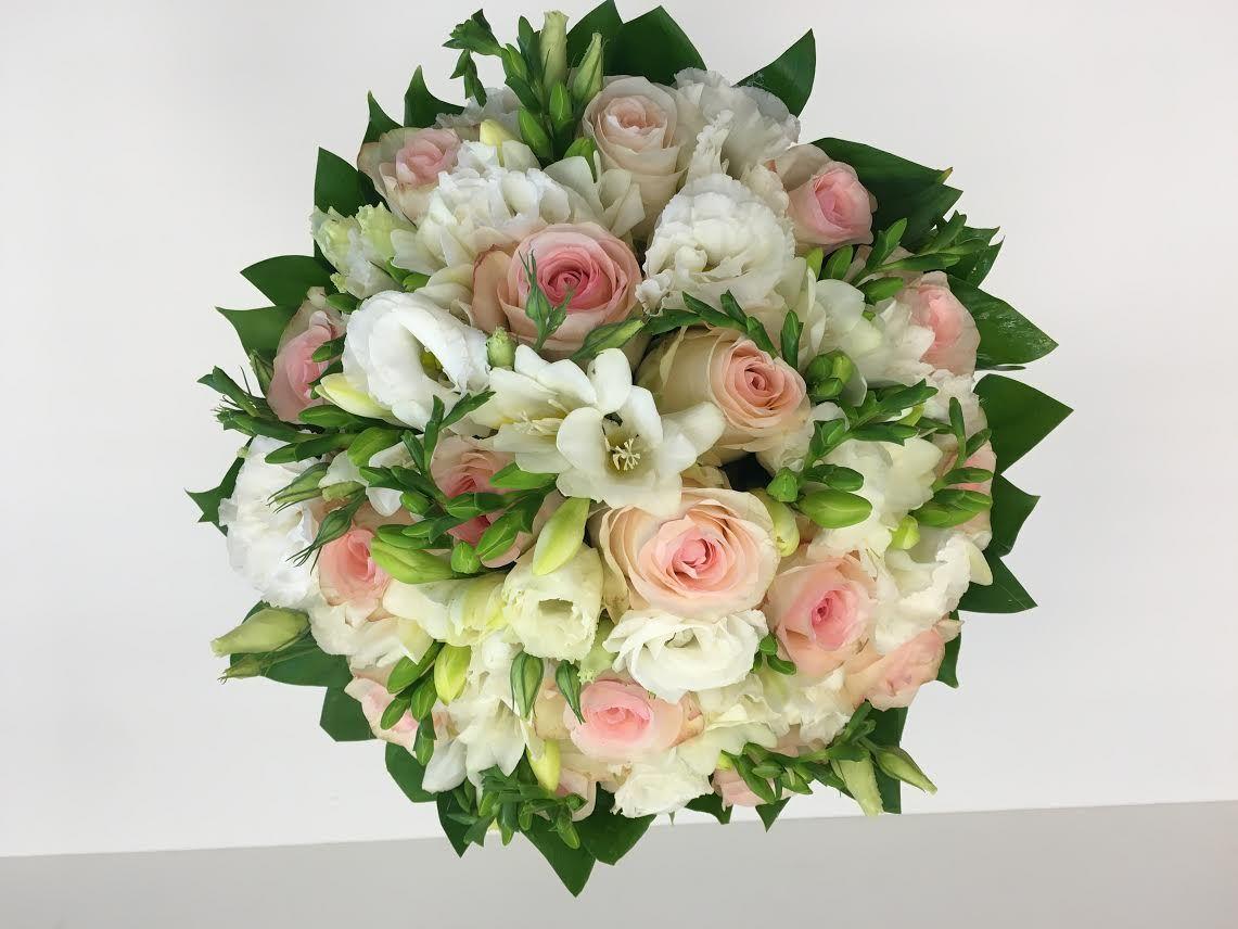 Свадебный букет невесты №17