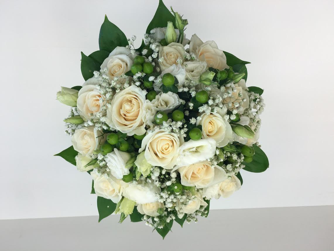 Свадебный букет невесты №18